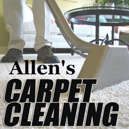Allen's Carpet Cleaning Services In Huntsville Al